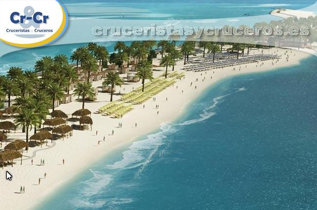 ► Descubre un nuevo oasis a bordo de MSC Cruceros