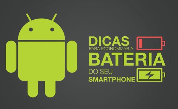bateria android app fraca dicas celular