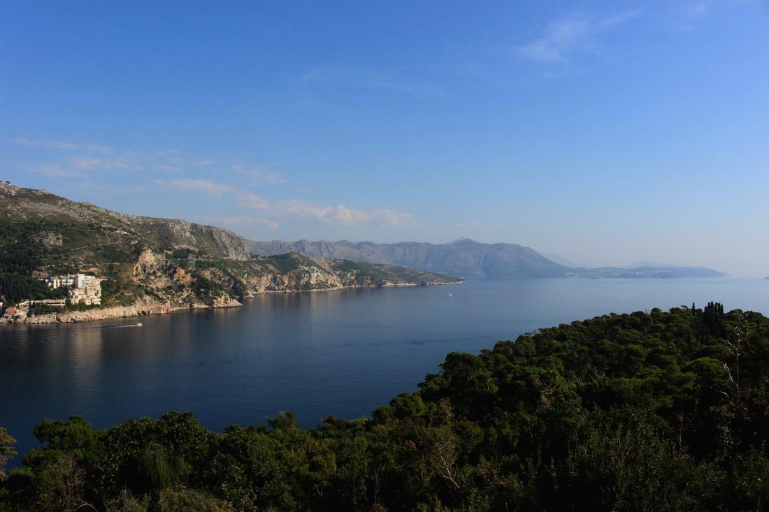 Terveisiä syyslomalta - postikortteja Dubrovnikista