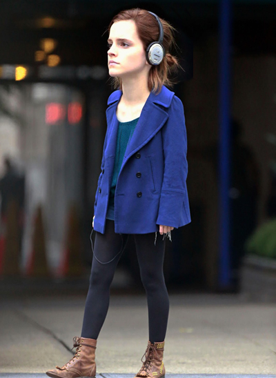En imágenes: mundo cabezón - Emma Watson | Ximinia