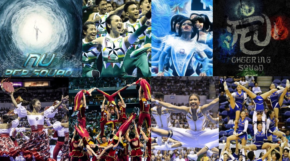 LIVE STREAM: UAAP Cheerdance Competition CDC 2017