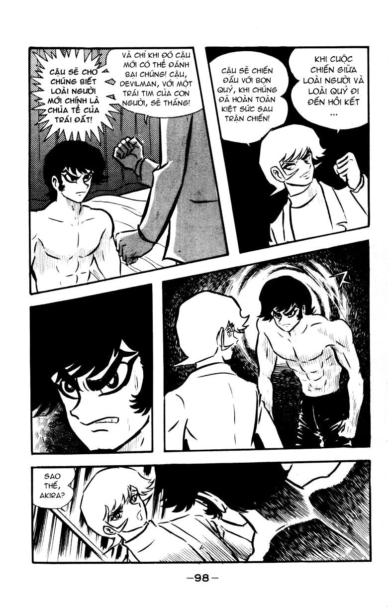 DevilMan chapter 19 trang 13