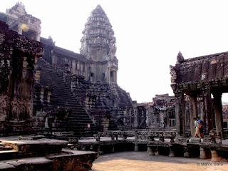 TEMPLOS DE ANGKOR. SIEM REAP. CAMBOYA  ( 1 ) Angkor Wat