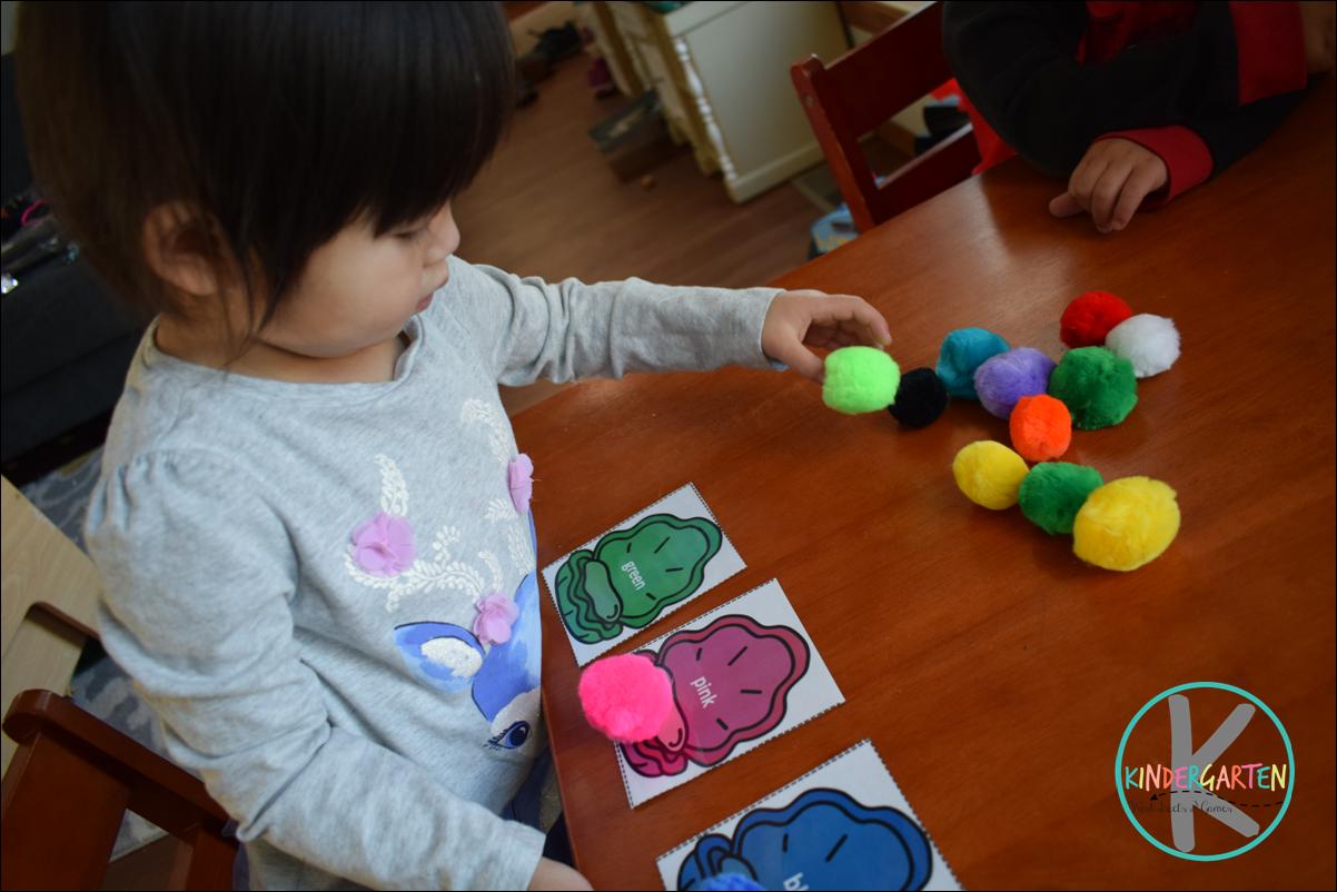 Kindergarten Worksheets And Games Free Pearl Color