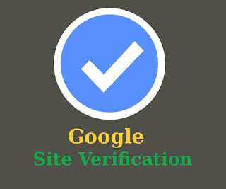 Verify Site Ownership with Google by Meta Tag