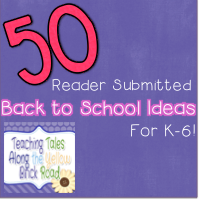 http://teaching-in-oz.blogspot.com/2013/07/50-back-to-school-ideas-from-all-of-you.html