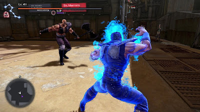 Fist Of The North Lost Paradise Game Screenshot 1