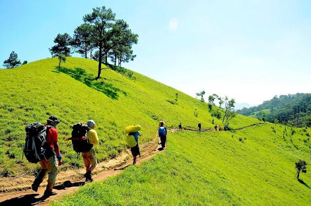 For your feet only: Vietnam's most splendid trekking route 1