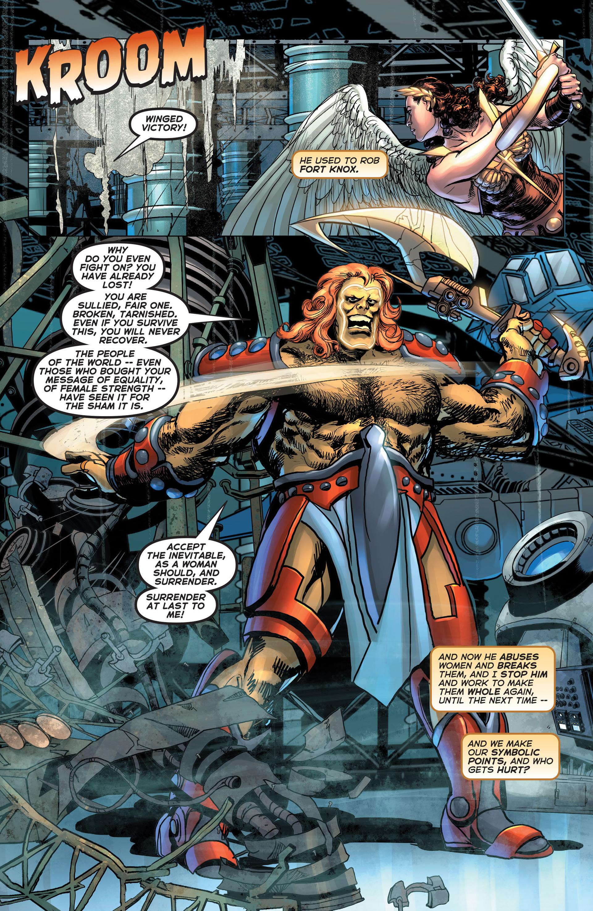 Read online Astro City comic -  Issue #10 - 15