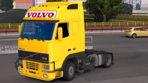 Volvo FH12-16 I Generation Nikola Edit
