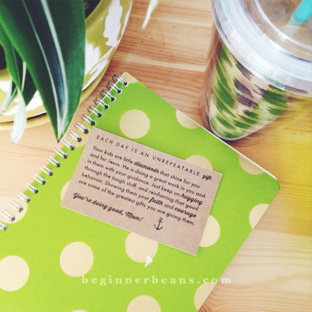 A Note for the Hard Days of Motherhood