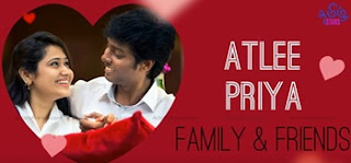 Atlee Priya Family Photos – Atlee Family & Friends