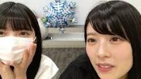 SHOWROOM 180221(齋藤冬優花、上村莉菜)