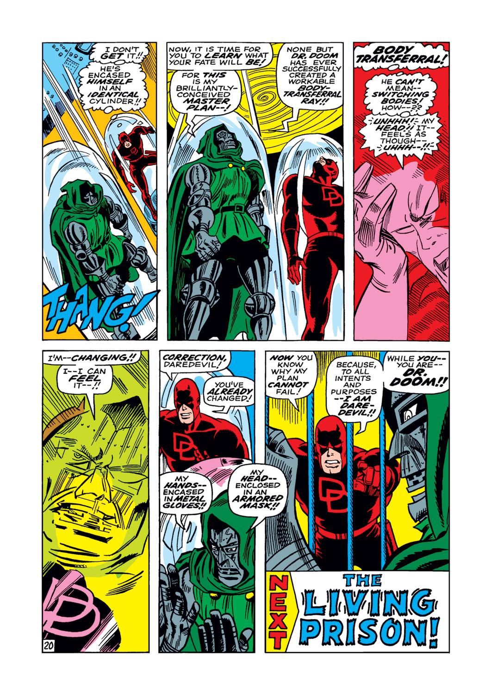 Daredevil (1964) 37 Page 20