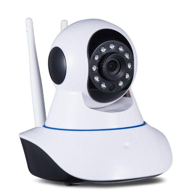 night vision cctv camera with enable WiFi