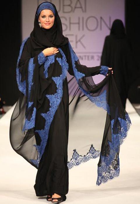 model baju muslim sari india terbaru