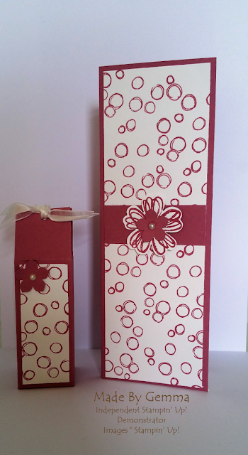 notebook cover and tiny gift box