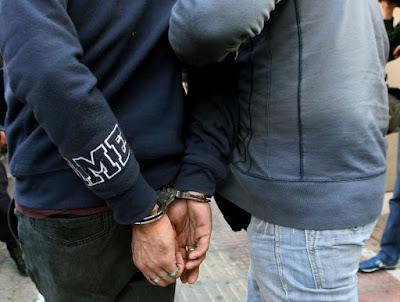 Σύλληψη 33χρονου το βράδυ στην Ηγουμενίτσα