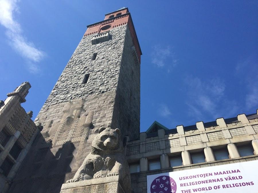 フィンランド国立博物館(Suomen Kansallismuseo)