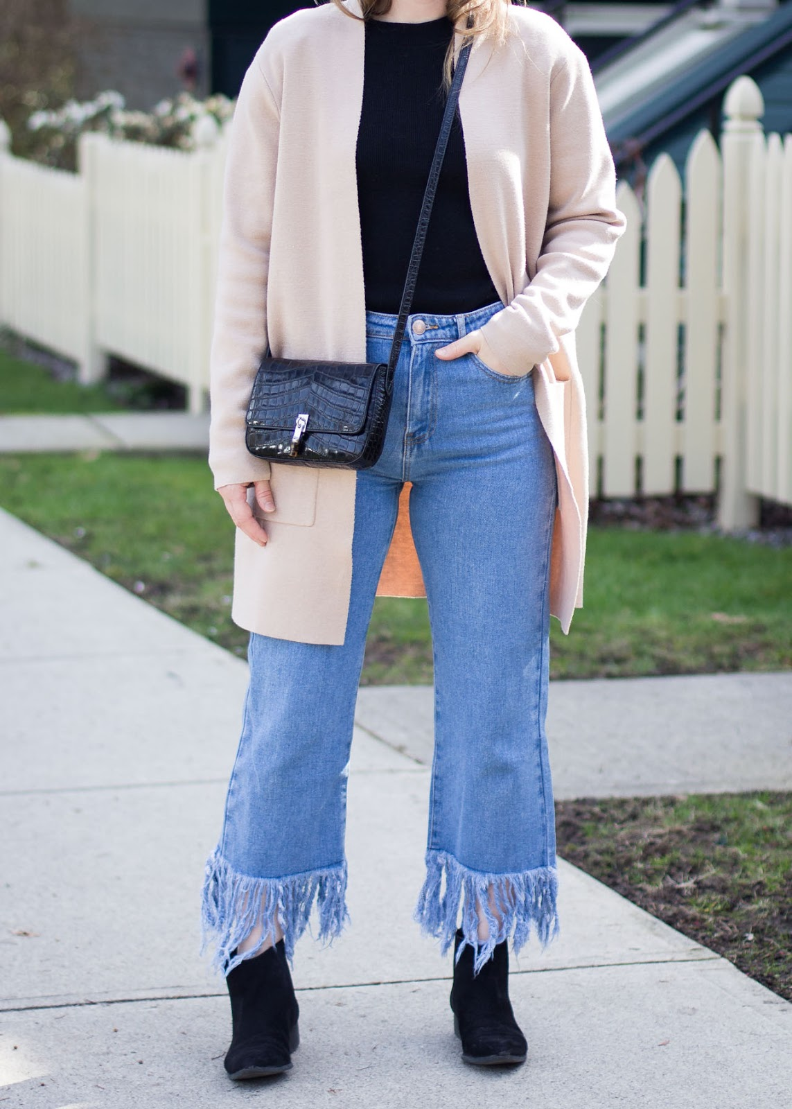 Spring Style - Outfit - Vancouver Fashion Blogger - Forever 21 - H&M - Ray-Ban
