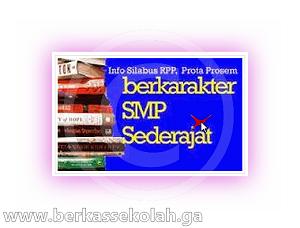 [Edisi Terbaru] Perangkat Pembelajaran Bahasa Inggris KTSP SMP 2015