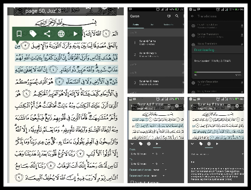 Aplikasi Alquran Android Terbaik : Quran Android