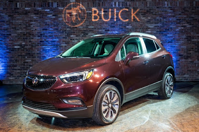 Buick Encore's Improvements Provide A Competitive Edge