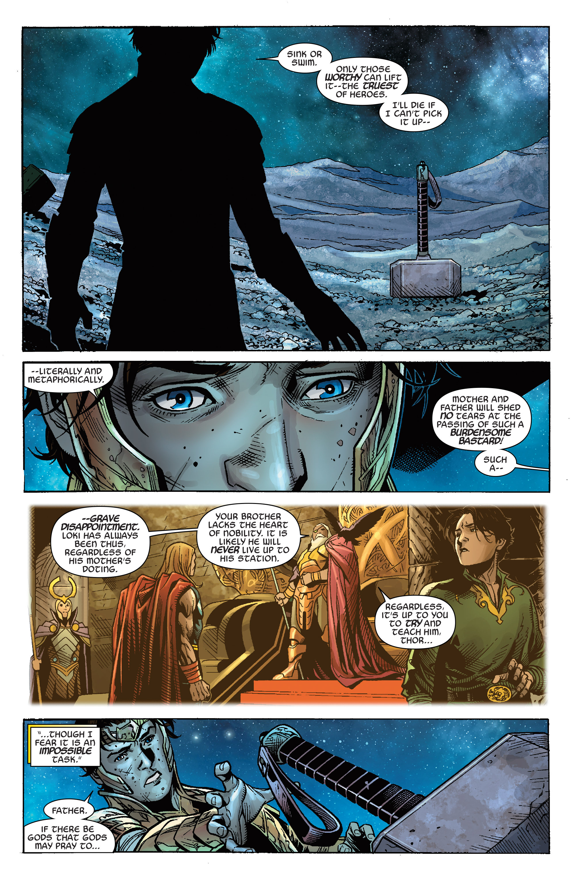 Read online Avengers & X-Men: AXIS comic -  Issue #9 - 16