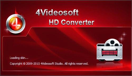 4Videosoft HD Converter Free