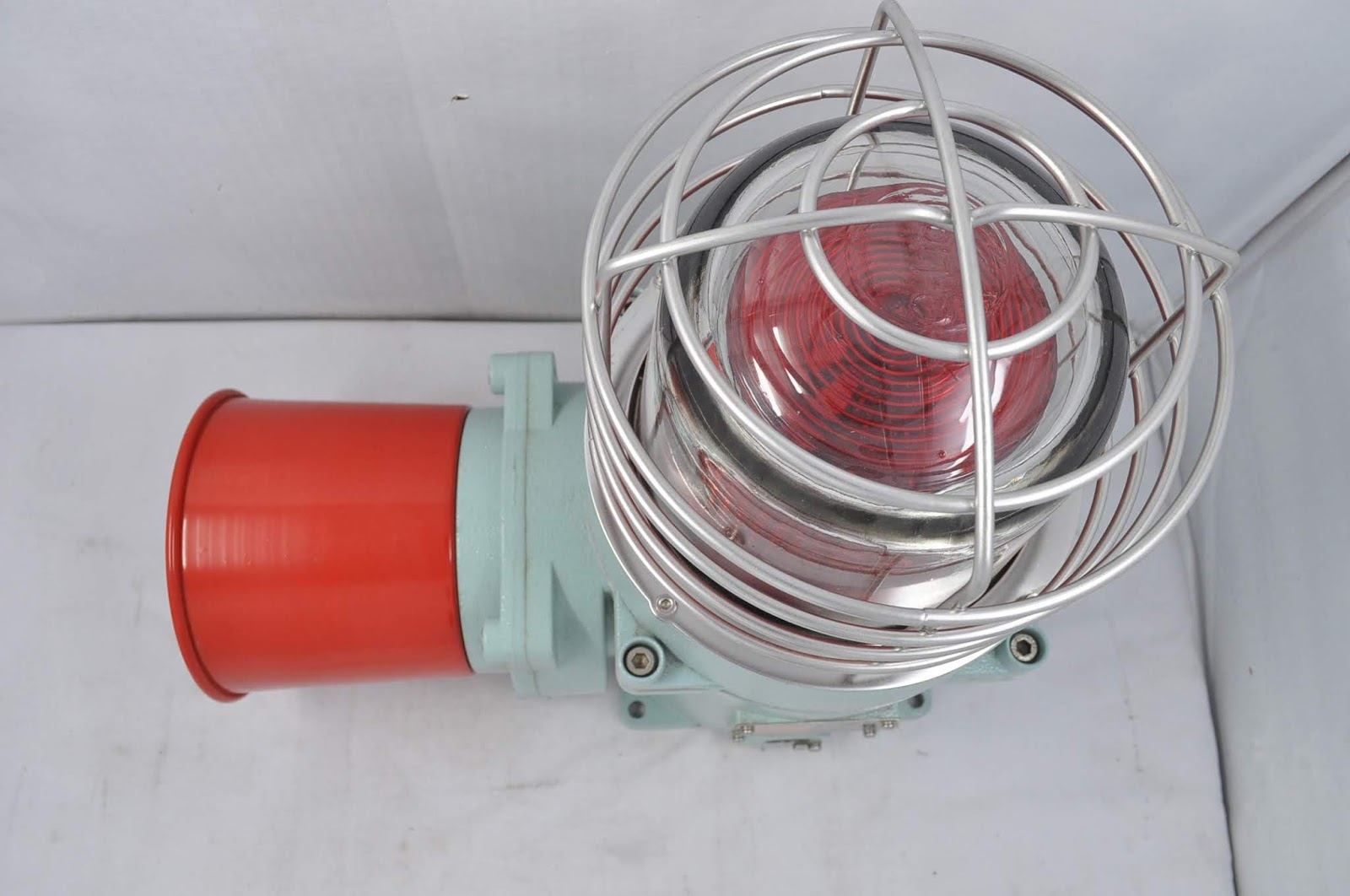 QLIGHT SESA-S-WS EXPLOSION PROOF AND ELECTRIC HORN COMBINATION