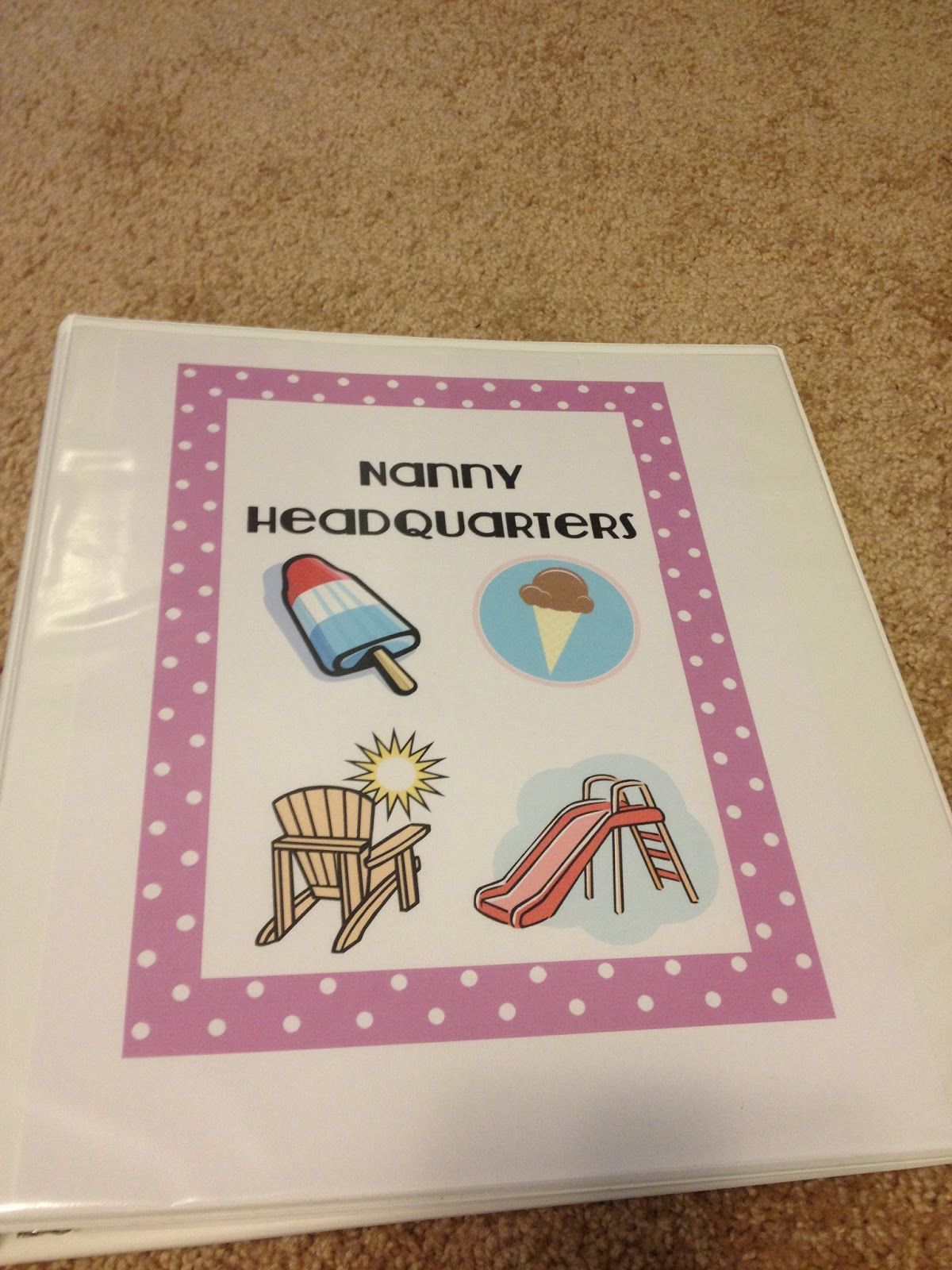 Pink Lips Amp Teaching Tips The Nanny Series Part 1 Nanny Binder