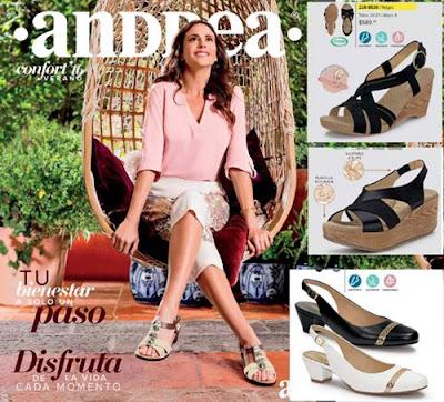 Catalogo zapatos andrea confort 2016 oto o invierno for Catalogo bp 2017