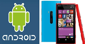 مقارنة بسيطه بين نظام تشغيل Android ومُنافسه Windows Phone