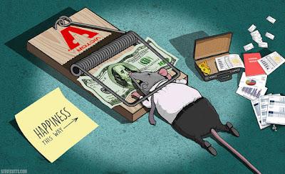Ilustración del dolar.