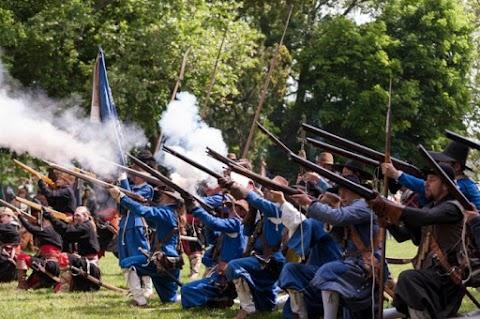 Négy nagy hadijáték várja a közönséget a 12. Tatai Patarán