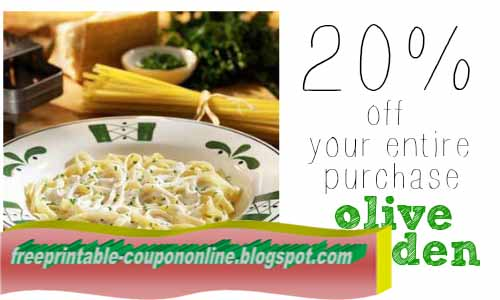 image regarding Olive Garden Printable Coupons identified as Olive Yard Price cut Barcode Fashionsneakers.club