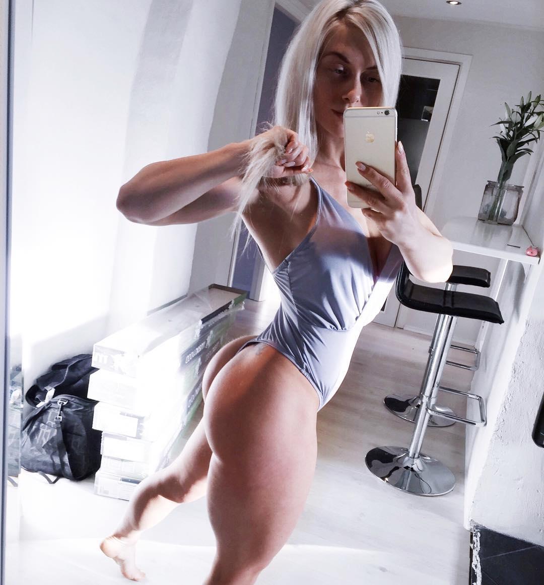 IFBB Bikini Pro Caroline Aspenskog, Sweden