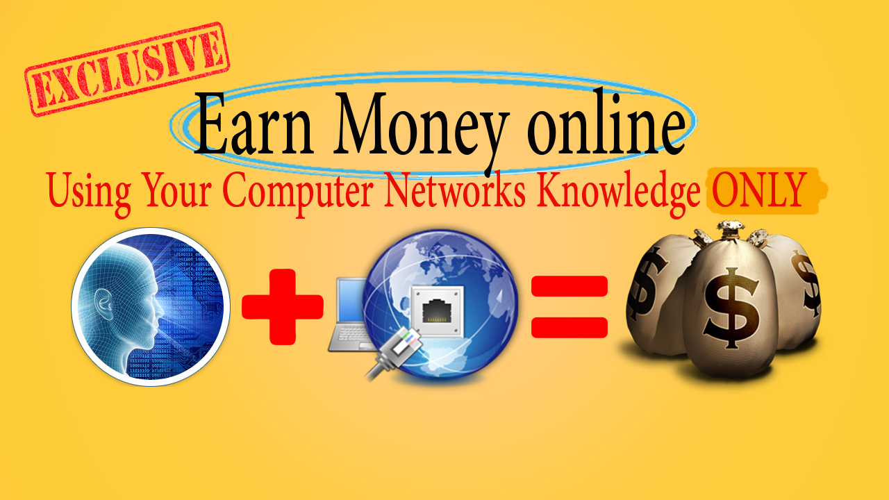 Do You Hold A Diploma Inputer Science Orputerworks And You Did  Not Find A Job ? Would You Like To Make Money With Yourputer Skills ?  Do You