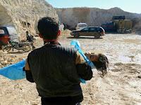 Ini Kesaksian Korban Serangan Bom Kimia di Suriah oleh Rezim Keji Asad