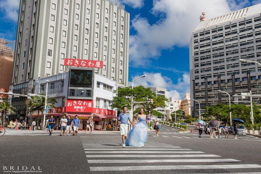 沖繩婚紗, 新原沙灘婚紗, 古宇利橋婚紗, 美國村婚紗, 備瀨婚紗, 座喜味婚紗, 國際通婚紗, 沖繩私密點, 日本婚紗,