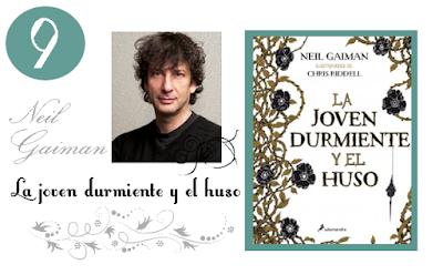 La joven durmiente y el uso de Neil Gaiman.