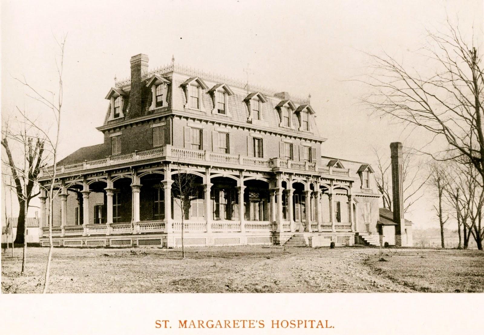 St. Margaretu0027s Hospital, Artwork Of Nashville