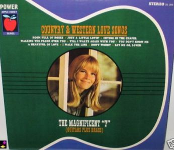 Ernest Tubb Walking The Floor Over You >> Guitars & All That Jazz: The Magnificent 7 - Country ...