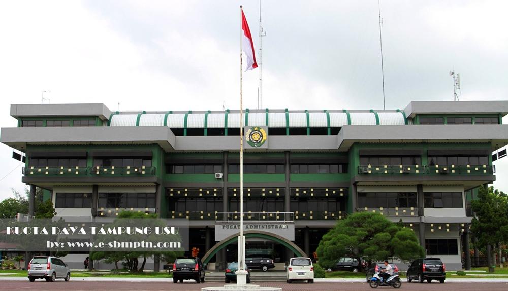 Daya Tampung USU (Universitas Sumatera Utara)