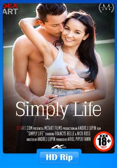 [18+] SexArt Francys Belle Simply Life XXX 2017 100MB