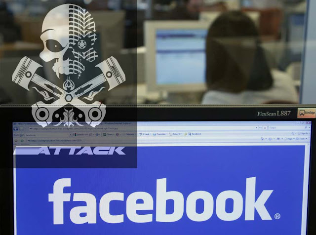 Alleged Anonymous hacker arrested for Facebook threat