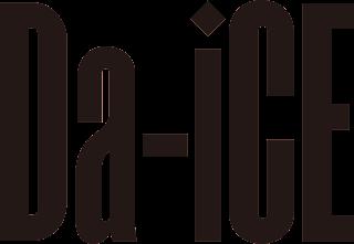 エイベックスの男性アイドル「Da-iCE」の新しいロゴ