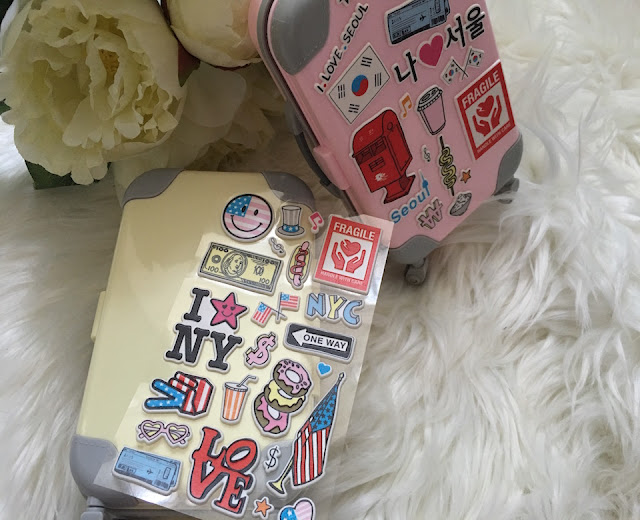 (K-beauty) Fashion People Carrier : les valises les plus mignonnes signées Peripera !