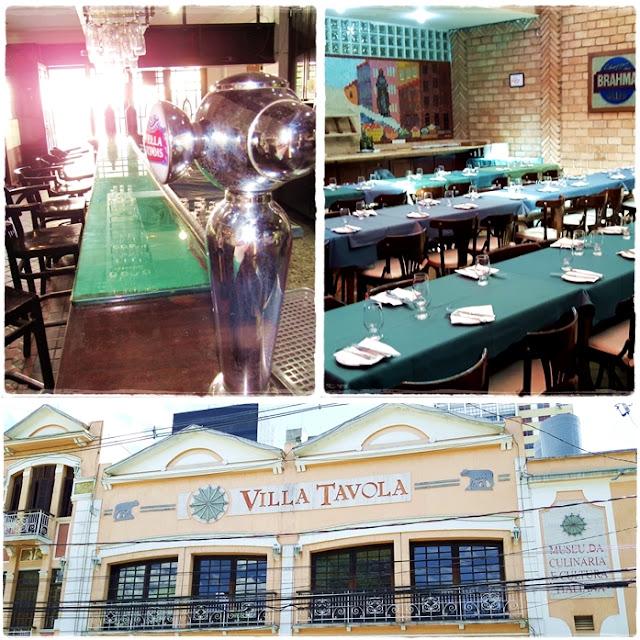 Vem pra Sampa, meu! Encontro que reuniu cerca de 60 blogueiros de viagem em São Paulo, no mês de outubro de 2016. Palestras, passeios, diversão. Lindas paisagens urbanas e muita descontração. Restaurante típico italiano no bairro do Bixiga em São Paulo: Villa Távola.