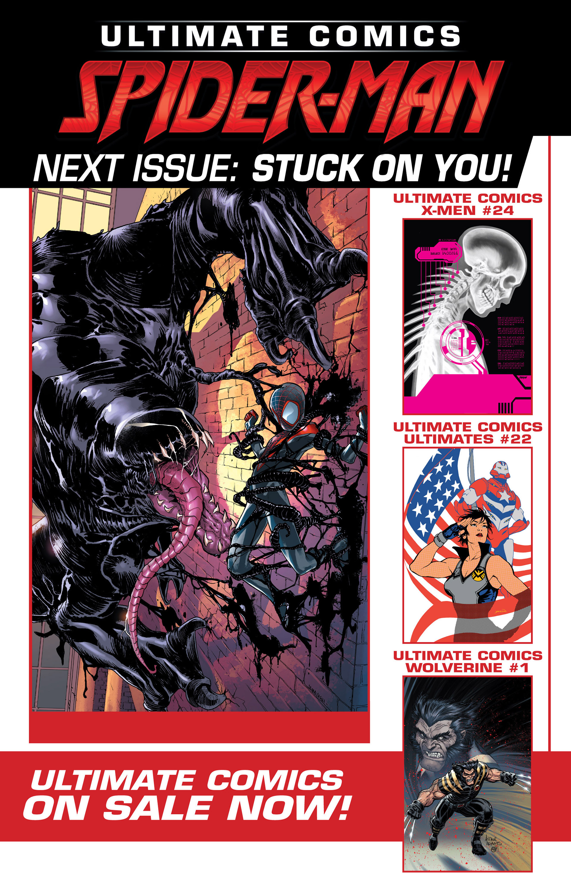 Read online Ultimate Comics Spider-Man (2011) comic -  Issue #21 - 22